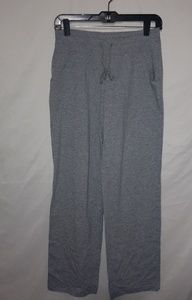 Danskin Now Gray Pocketed Workout Pants Sz S